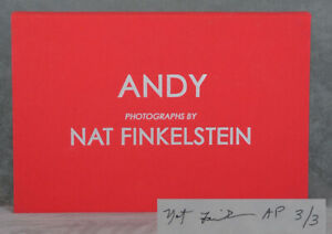 The Factory Andy Warhol  Andy Warhol Portfolio of Four Original Signed 2008