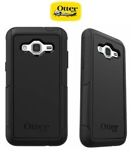 OtterBox Commuter Series Case Cover for Samsung Galaxy J3 2016 J3 V Black