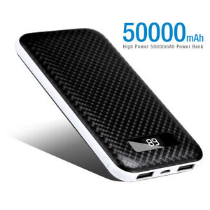Poweradd 20000mAh Power Bank Dual USB Portable External Battery Phone Charger