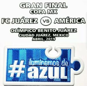 Club America Campeon Final Match Detail vs FC Juarez Final Copa MX 2019 Autismo