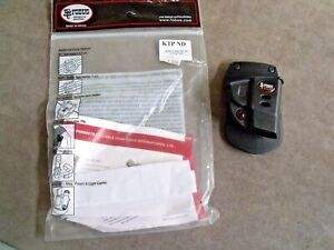 Fobus KTP ND paddle Holster RH for KELTEC P-32 P3AT BLACK KYDEX NEW IN PACKAGE