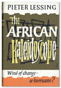 Lessing THE AFRICAN KALEIDOSCOPE 1st American ed/DJ 1962 VG+ condition
