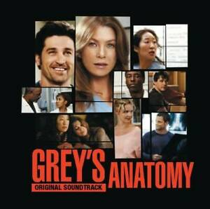Grey#x27;s Anatomy TV Audio CD By Soundtrack VERY GOOD