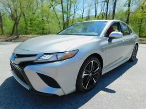2019 Camry XSE 2019 TOYOTA CAMRY XSE 13698 Miles SILVER SEDAN 4-DR  8-SPEED AUTOMATIC