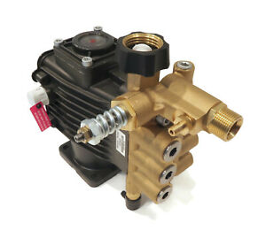 3600 PSI Pressure Washer Pump 2.5 GPM for Comet BWD3027G-K BWD3020G-K AXD2427G
