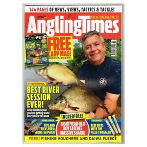 Angling Times Magazine September 4 2018 mbox3595 i Best River Session Ever