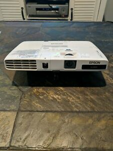 Epson PowerLite 1776W LCD Projector (H476A)