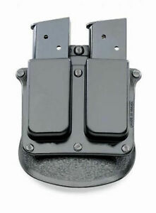 4500 DOUBLE MAGAZINE HOLSTER POUCH 1911 SINGLE STACK FITS 45 ACP CAL