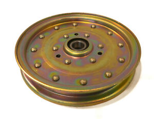 Flat Idler Pulley for 2008 Toro Z Master Z450 - 74442 with 52