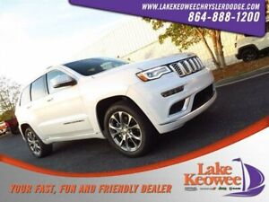2019 Jeep Grand Cherokee Summit 2019 Jeep Grand Cherokee Summit 1 Ivory 3-Coat Sport Utility Regular Unleaded V-