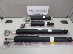Toyota Land Cruiser 00-07 Front & Rear Shock Absorber Set Kit Genuine OEM OE