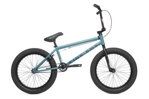 2020 KINK BIKES WHIP XL 21 MATTE DUSK TURQUOISE COMPLETE BMX BIKE 21