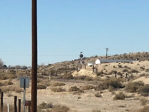 Southern California 10 Acres land in San Bernardino county with Road and power