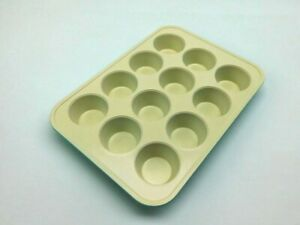 GreenLife 12 Cup Ceramic Non-Stick Muffin Pan Turquoise