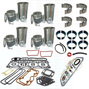 Complete Overhaul Kit Volvo Penta Diesel Engines AD31A AQAD31A TMD31A TAMD31A