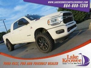 2019 Ram 2500 Big Horn 2019 Ram 2500 Big Horn 1 Bright White Clearcoat Crew Cab Pickup Intercooled Turb