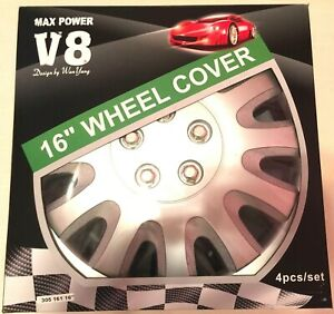 Lot off 16 inch Hubcaps Wheel Covers Universal Wheel Rim