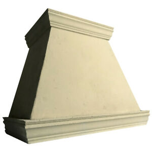 Stone Range Hood - Any Size Any Color - DESIGNER - Easy Install Free Samples