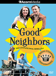 Good Neighbors Complete Final Series DVD Box set + Royal Command Performance LN