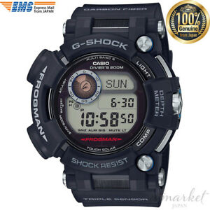 Casio G-SHOCK GWF-D1000-1JF Watch FROGMAN DEPTH SENSOR ISO200m from JAPAN EMS