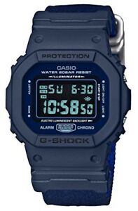 CASIO G-SHOCK DW-5600LU-2JF watch Military Design Reversible band NEW MODEL
