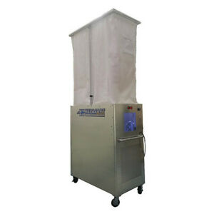 HEPACART HC55U18A Ceiling Cavity Dust Containment 1 Door