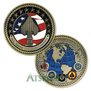 US Special Operation Command Challenge Coin Military Collectible