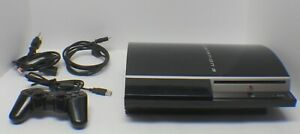 Sony PlayStation 3 Launch Edition 160 GB Console - Piano Black CECHP01