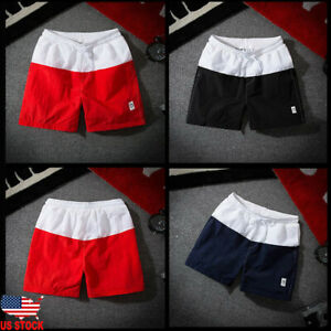 Men's Casual Short Pants Gym Fitness Jogging Dry Fit Running Sport Wear Shorts