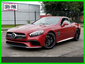 2018 Mercedes-Benz SL-Class AMG SL 63 2018 AMG SL 63 Used Turbo 5.5L V8 32V Automatic Rear Wheel Drive Convertible