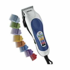 Wahl Color Pro Complete Hair Cutting Kit CLIPPER Barber Trimmer Men Professional