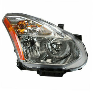CAPA For 13 Rogue Front Headlight Headlamp Halogen Head Lamp w Bulb Right Side $149.95