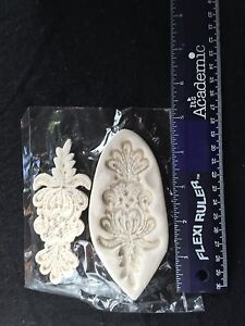 Cake Decorating Silicone Lace Applique