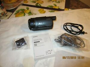 Sony FDR-AX53 16.6MP 4K Ultra HD Handycam Camcorder Black #FDR-AX53B NEW!