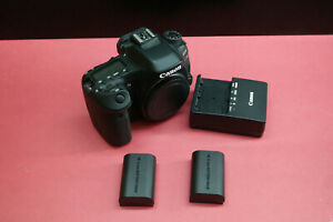 Canon EOS 80D 24.2MP Digital SLR Camera - Black (Body Only) low shutter count