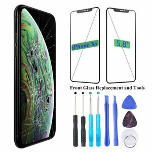 For iPhone XS Front Screen Lens Top Glass Replacement Cell Phone Repair Tool