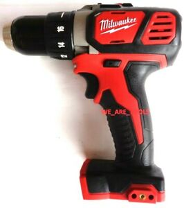 New Milwaukee M18 2606-20 Cordless Compact Drill 1/2