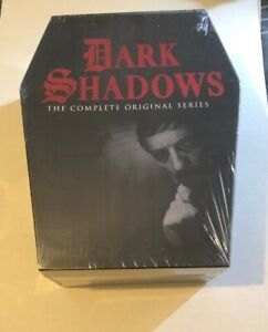 DARK SHADOWS THE ORIGINAL COMPLETE SERIES 131 DISC BRAND NEW (FREE SHIPPING)