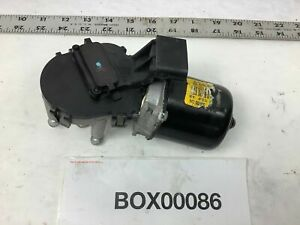 2009 MINI COOPER S CONVERTIBLE FRONT WINDSHIELD WASHER WATER WIPER MOTOR OEM+