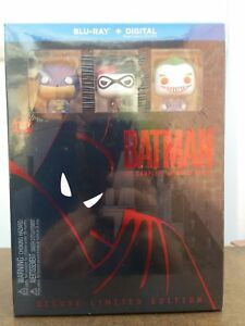 Batman The Animated Series Complete Blu-ray Digital Code Brand New Box Set #137