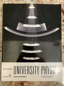 Essential University Physics by Richard Wolfson (2011, Paperback / Paperback,...
