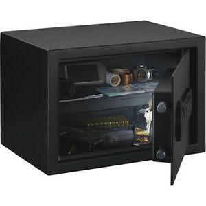 STACK-ON PS-1814-E Security Safe,Black,22 lb. Net Weight