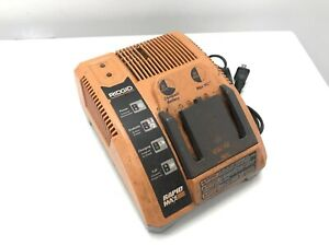 Ridgid Battery Charger Rapid Max 9.6V 12V 14.4V 18V Model No. 140276001.