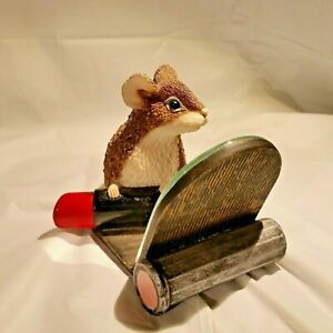 AFTER THE PARTY MIRROR MIRROR 480/7500 LIMITED EDITION MOUSE COMPACT LIPSTICK