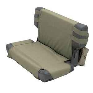 Smittybilt GEAR Seat Cover-Rear-O.D. Green Jeep 76-06 CJ, Wrangler YJ/TJ 5660231