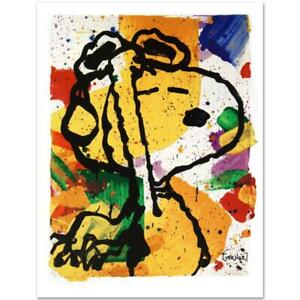 Tom Everhart quot;Salutequot; Limited Edition Collectible Lithograph $196.00
