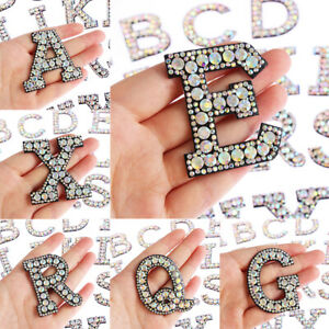 Accessories Clothing Stickers Rhinestone Patch Garment Applique Iron-on Patches
