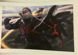 SDCC 2019 AVENGERS Lithograph SIGNED Andy Park $89.69