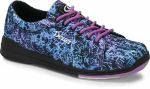 Dexter Ultra Black Abstract Women's Bowling Shoes