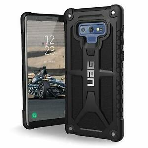 Samsung Galaxy Note 9 Case Military Drop Tested Feather Light Rugged Cover Black
